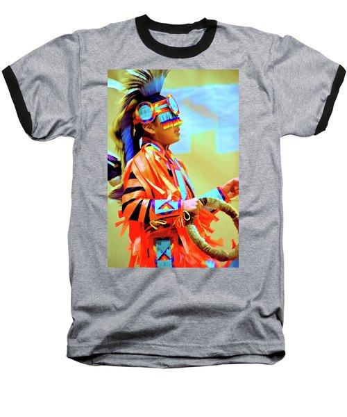 Grass Dancer Pride Baseball T-Shirt