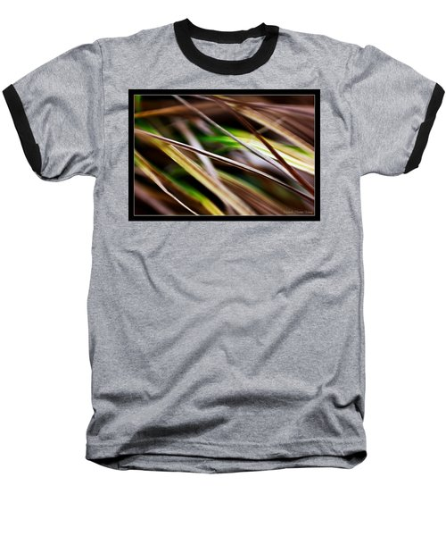 Grass Baseball T-Shirt