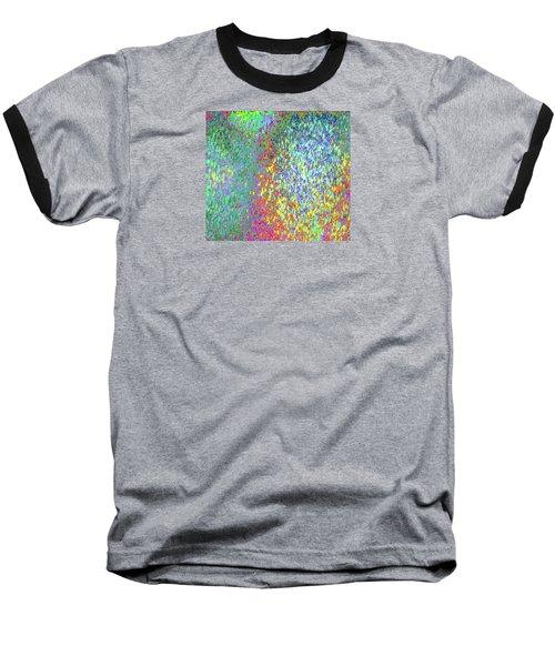 Grass On The Wall Baseball T-Shirt