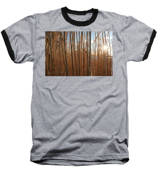 Grasses Baseball T-Shirt