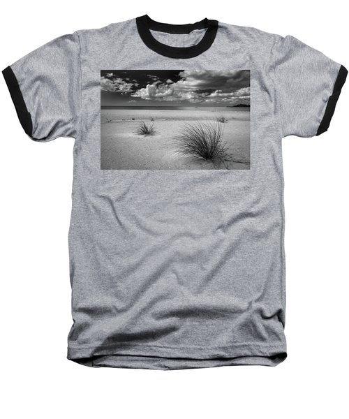 Grasses On The Beach Baseball T-Shirt