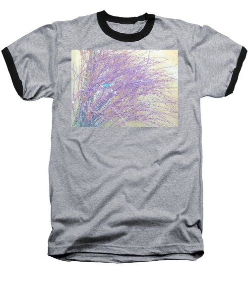Baseball T-Shirt featuring the photograph Grasses Toward The Sun by Lenore Senior
