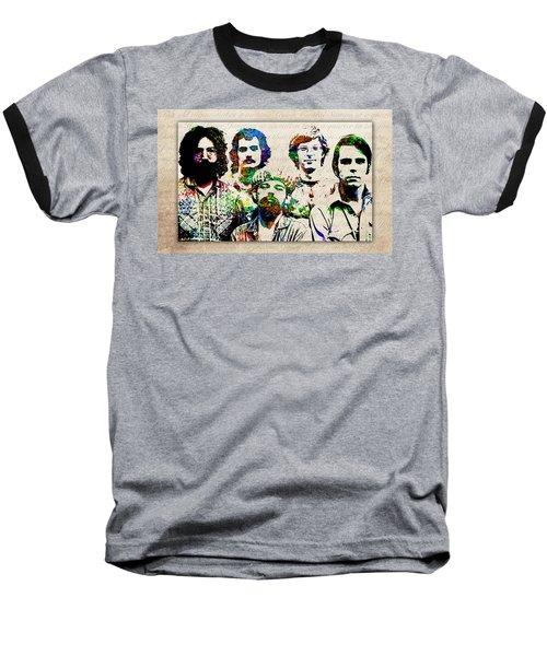 Grateful Dead Baseball T-Shirt