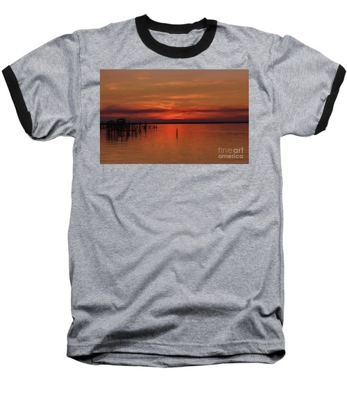 Grateful Sky Baseball T-Shirt
