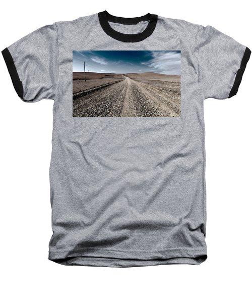 Gravel Dreams Baseball T-Shirt