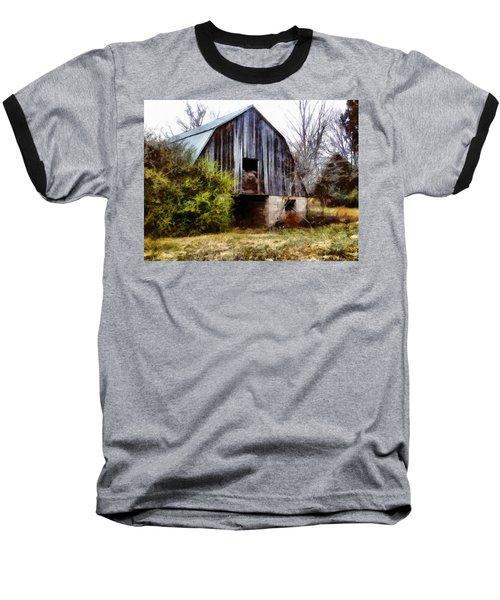 Gray Barn Baseball T-Shirt