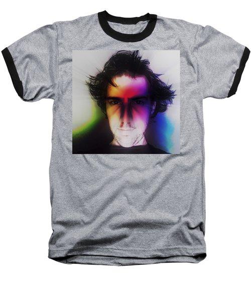 Gray Hair Baseball T-Shirt