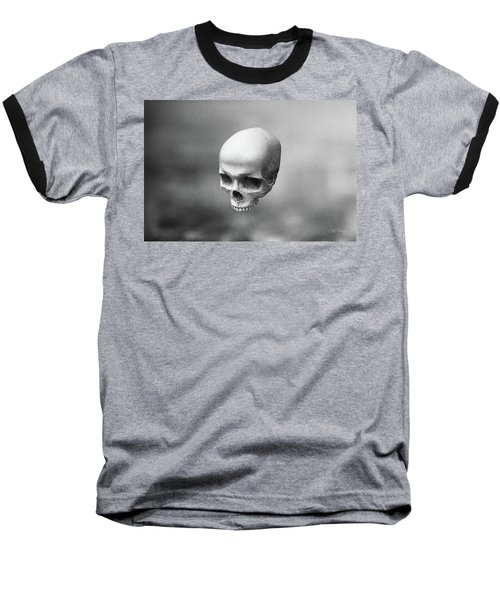 Gray Levity Baseball T-Shirt