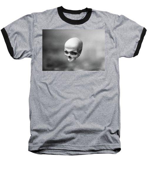 Gray Levity Baseball T-Shirt