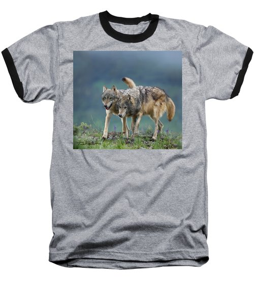 Gray Wolves Baseball T-Shirt