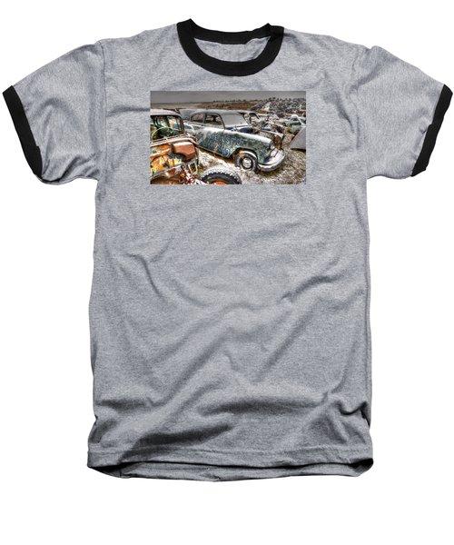 Greased Lightning Baseball T-Shirt