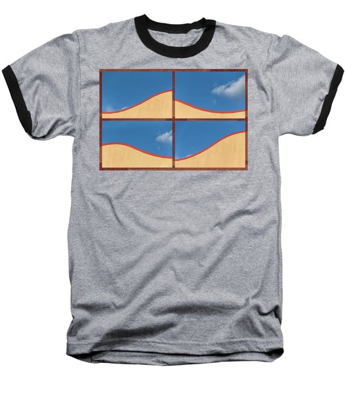 Great Curves -  Baseball T-Shirt