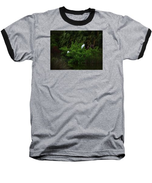 Great Egrets Baseball T-Shirt