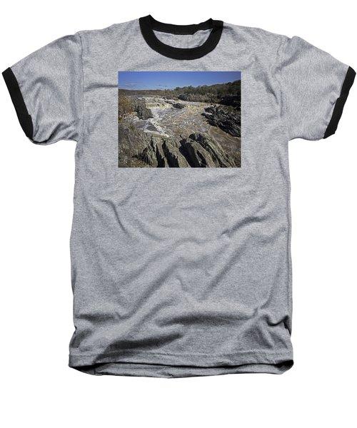Great Falls Park Va. Baseball T-Shirt