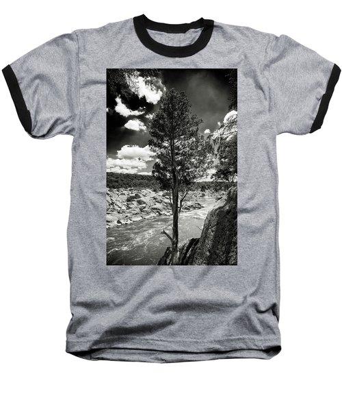 Great Falls Tree Baseball T-Shirt