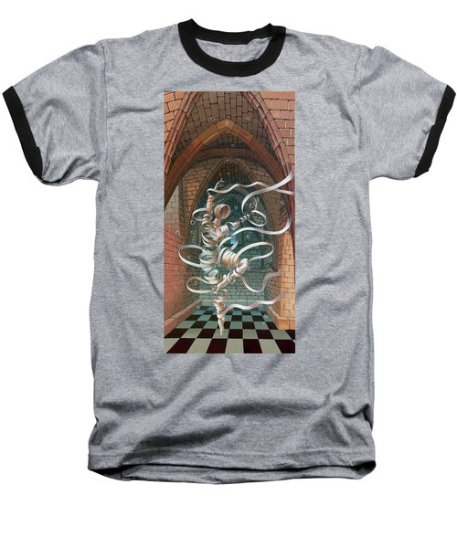 Great Ghost Of Caesarea Baseball T-Shirt