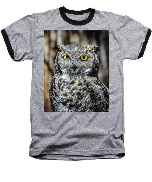 Whooo Me ? Baseball T-Shirt