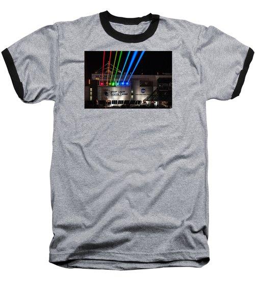 Great Lakes Science Center Baseball T-Shirt
