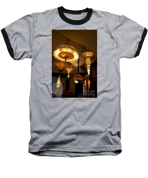 Great Lamps Baseball T-Shirt