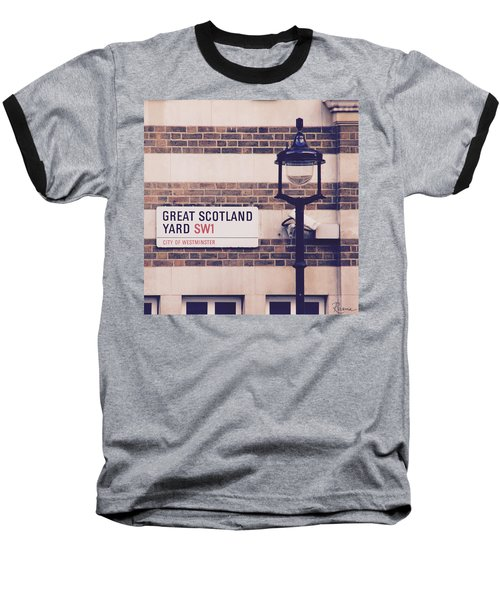 Great Scotland Yard Baseball T-Shirt