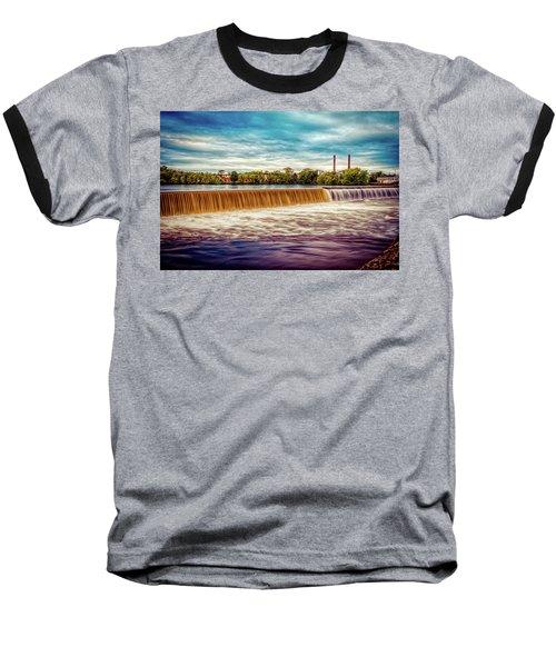 Great Stone Dam Baseball T-Shirt
