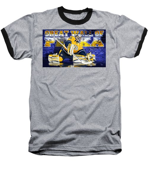 Baseball T-Shirt featuring the photograph Great Wall by Don Olea
