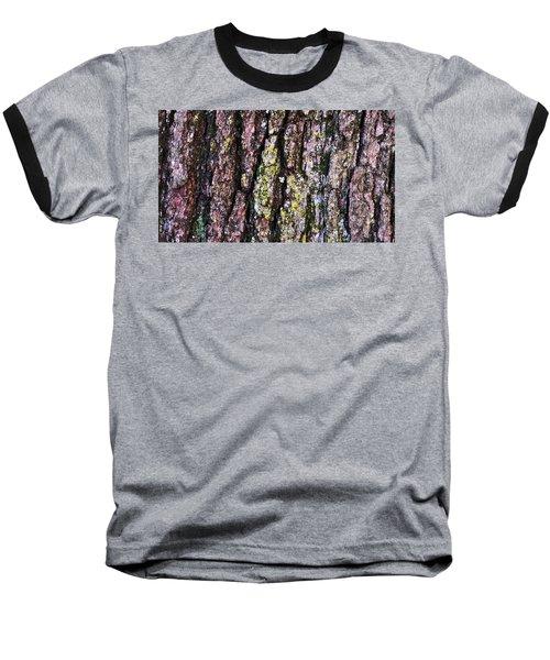 Great White Oak Bark Baseball T-Shirt