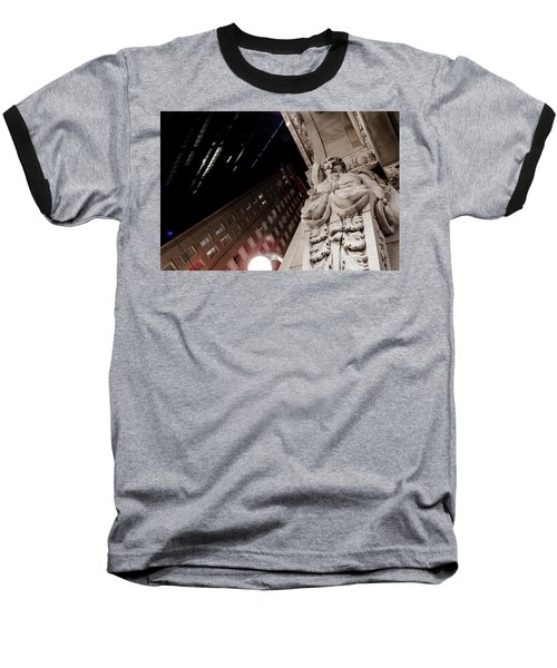 Greek God Baseball T-Shirt