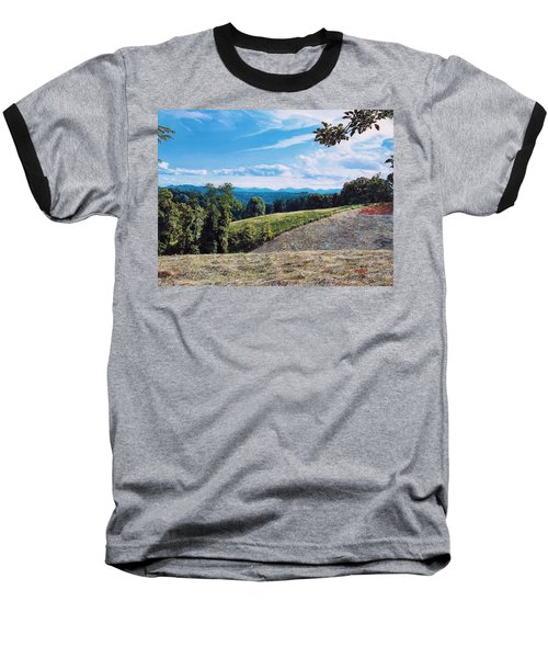Green Country Baseball T-Shirt