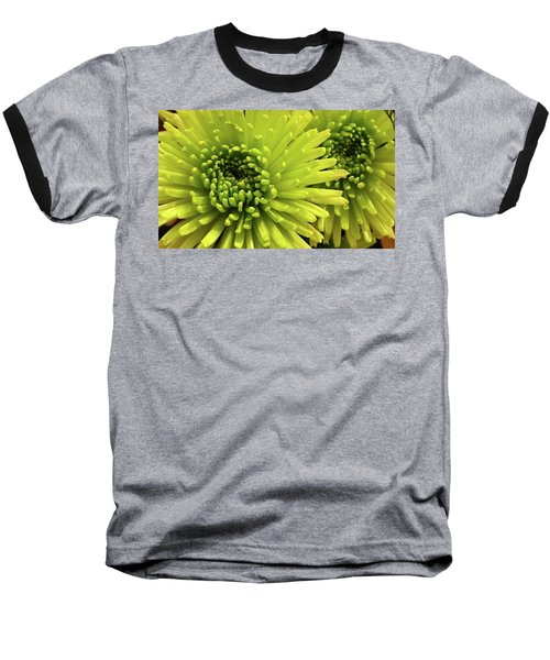 Green Delight Baseball T-Shirt
