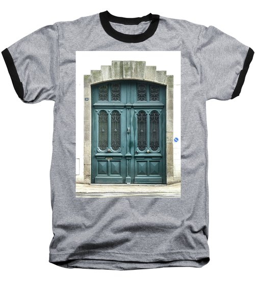 Green Door Baseball T-Shirt