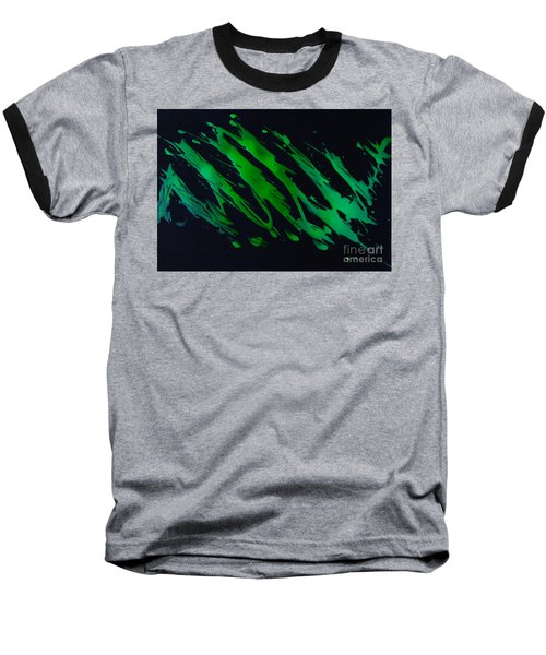 Green Escape Baseball T-Shirt