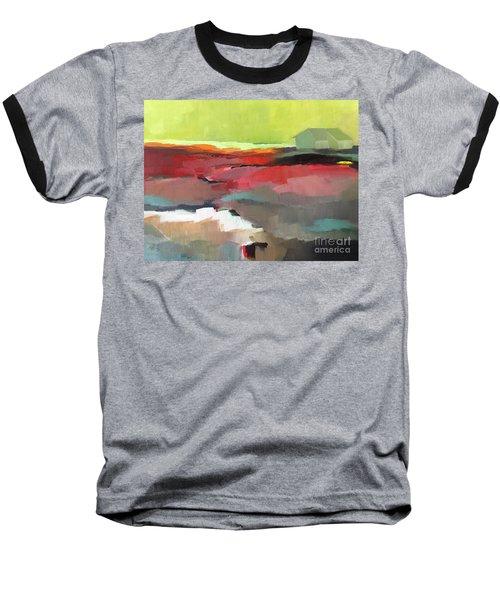 Green Flash Baseball T-Shirt
