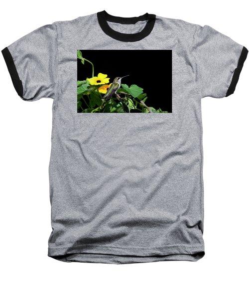 Green Garden Jewel Baseball T-Shirt