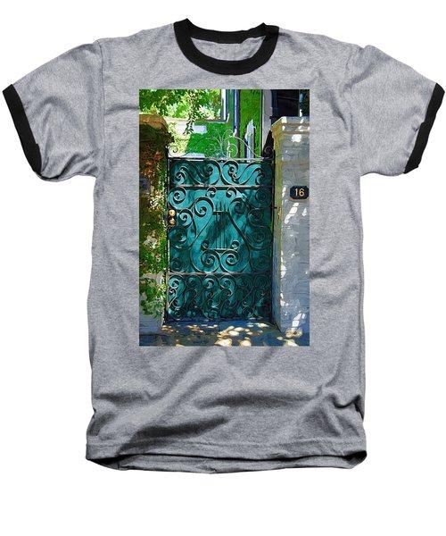 Green Gate Baseball T-Shirt