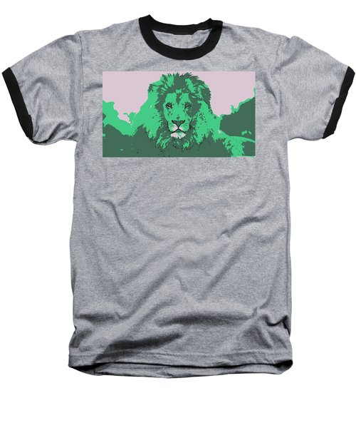 Green King Baseball T-Shirt