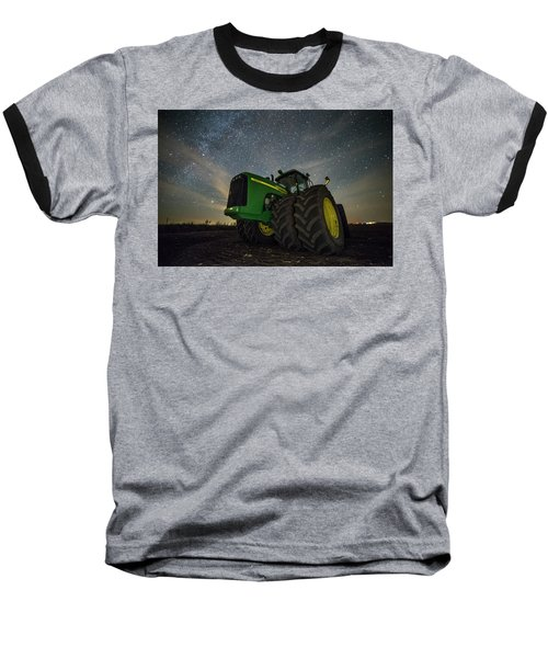 Baseball T-Shirt featuring the photograph Green Machine  by Aaron J Groen