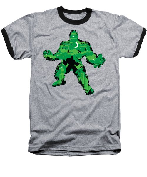 Green Monster Baseball T-Shirt