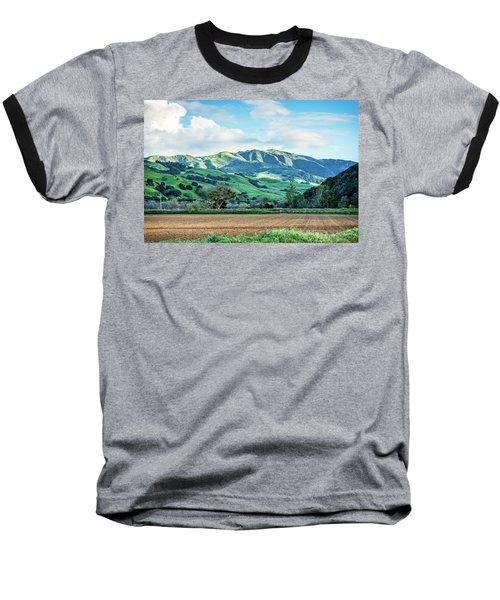 Green Mountains Baseball T-Shirt