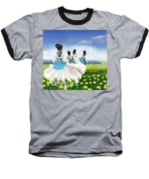 Green Pastures Baseball T-Shirt