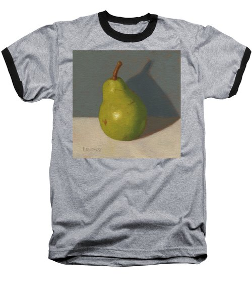 Green Pear Baseball T-Shirt