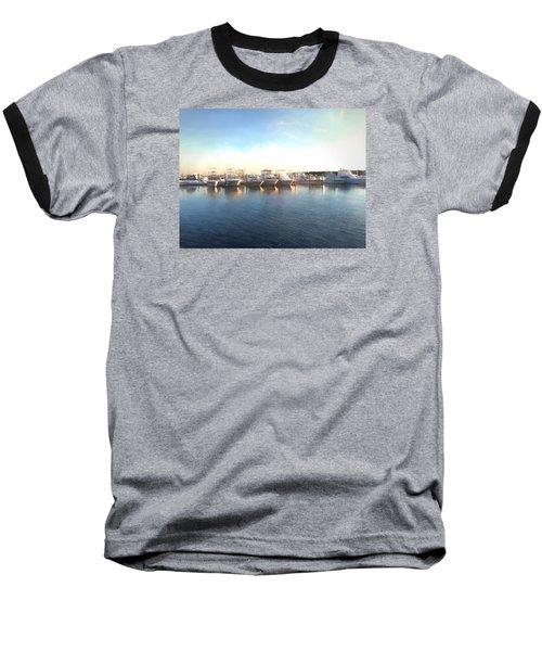 Green Pond Harbor Baseball T-Shirt