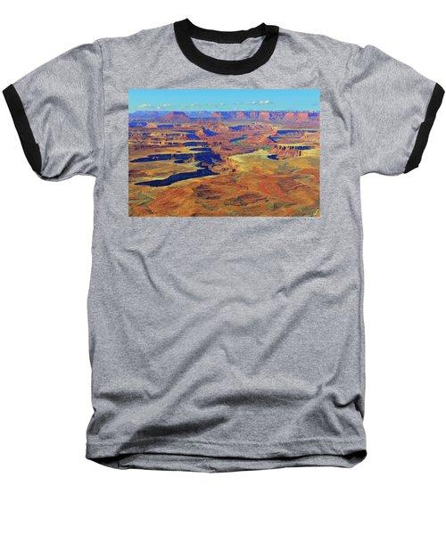 Green River Canyon Baseball T-Shirt