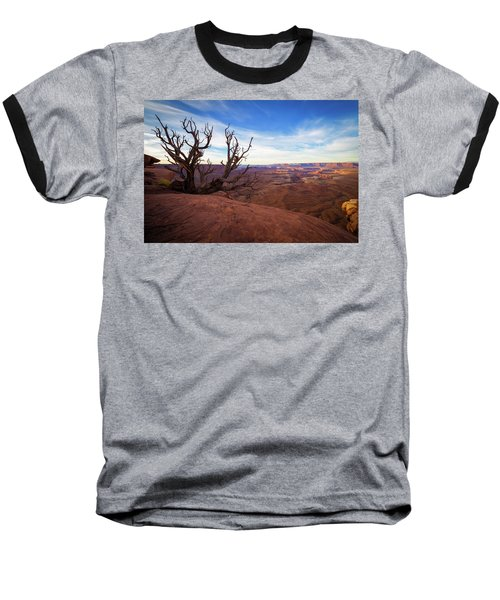 Green River Overlook Baseball T-Shirt
