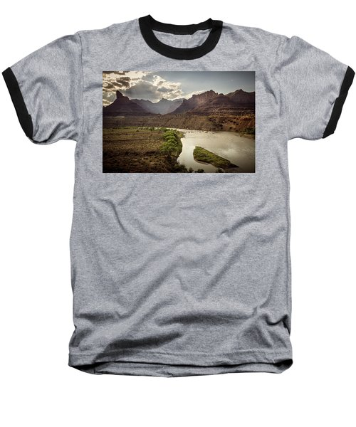 Green River, Utah Baseball T-Shirt