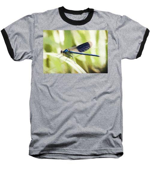 Green Story Baseball T-Shirt