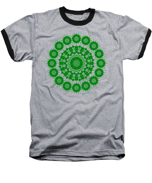Green With Envy Baseball T-Shirt