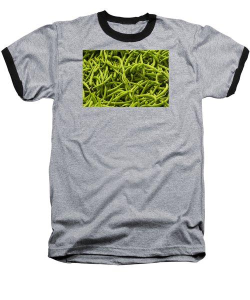 Greenbeans Baseball T-Shirt