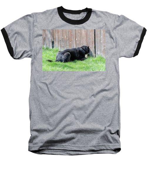 Greener Grass Baseball T-Shirt