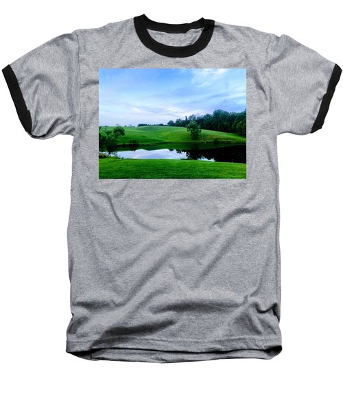 Greener Pastures Baseball T-Shirt